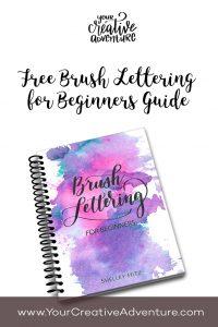 Free Brush Lettering