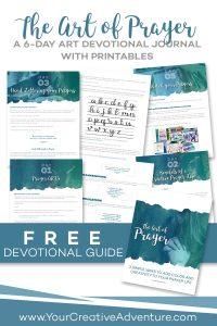 Free devotional guide