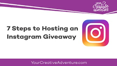 7 ways to hosting an Instagram Giveaway - Etsy Mistakes to Avoid