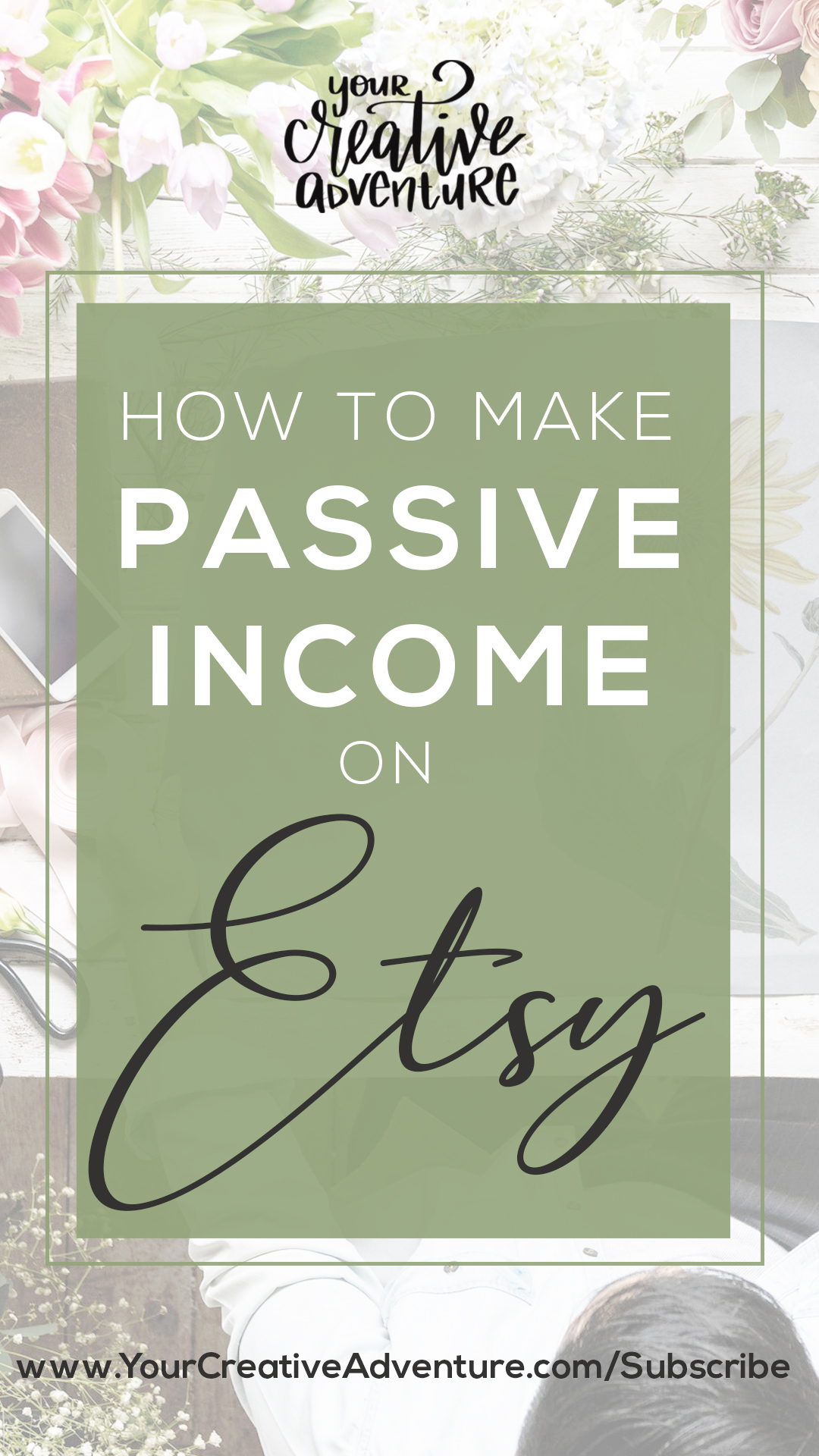 It is a dream for us creatives to find a way to earn passive income for artists. Then, we can enjoy doing what we love and earning an income from our art. In this post, I share with you how to earn an Etsy passive income without the need to spend a lot of effort all the time. It's like an artist's dream come true!